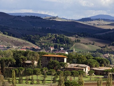 Image 8 | 15 bedroom villa for sale with 402.72 hectares of land, Siena, Chianti 169797