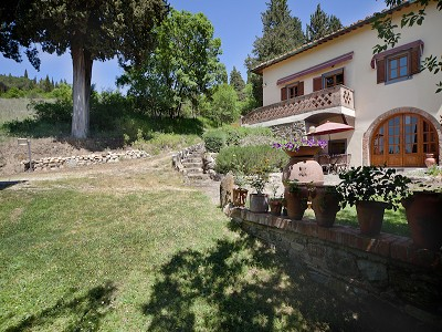 Image 1 | 5 bedroom villa for sale with 0.53 hectares of land, Impruneta, Florence, Chianti 169913