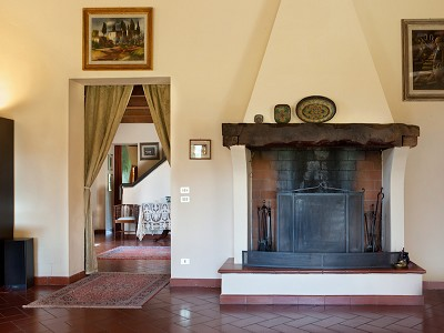 Image 10 | 5 bedroom villa for sale with 0.53 hectares of land, Impruneta, Florence, Chianti 169913