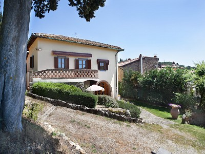 Image 2 | 5 bedroom villa for sale with 0.53 hectares of land, Impruneta, Florence, Chianti 169913