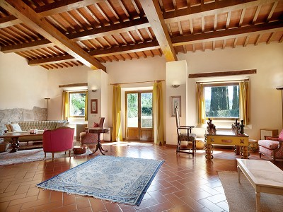 Image 7 | 5 bedroom villa for sale with 0.53 hectares of land, Impruneta, Florence, Chianti 169913