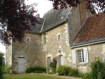 Image 1 | 4 bedroom manor house for sale with 0.28 hectares of land, Amboise, Indre-et-Loire , Loire Valley 169932