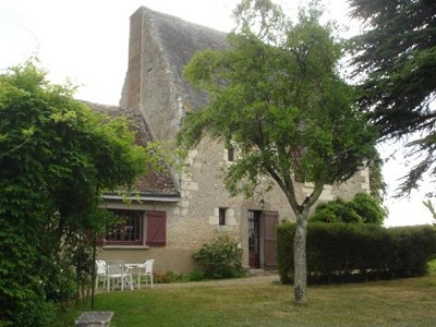 Image 9 | 4 bedroom manor house for sale with 2,800m2 of land, Amboise, Indre-et-Loire , Loire Valley 169932