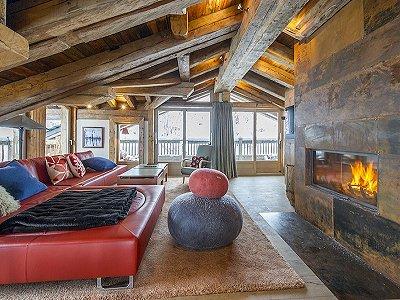 4 bedroom ski chalet for sale, Courchevel, Savoie, Three Valleys Ski