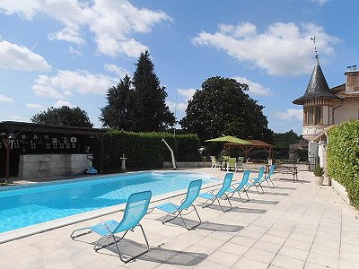 Image 16 | 11 bedroom French chateau for sale with 2.21 hectares of land, Montguyon, Charente-Maritime , Poitou-Charentes 170166