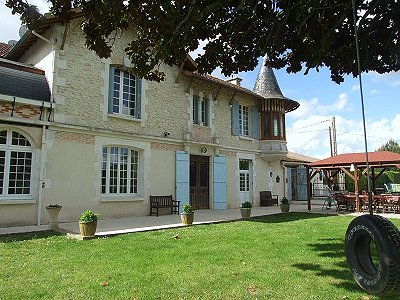 Image 8 | 11 bedroom French chateau for sale with 2.21 hectares of land, Montguyon, Charente-Maritime , Poitou-Charentes 170166