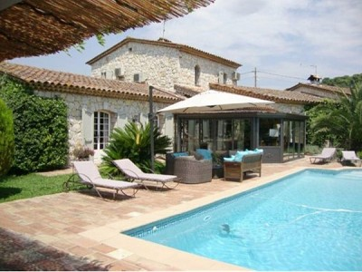 4 bedroom farmhouse for sale, Saint Antoine, Grasse, Provence French Riviera