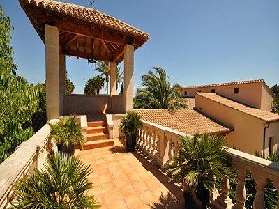 Image 3 | 4 bedroom villa for sale, Santa Maria, Santa Maria del Cami, Mallorca 170225