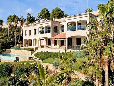 5 bedroom villa for sale, Sol de Mallorca, Magaluf, Mallorca