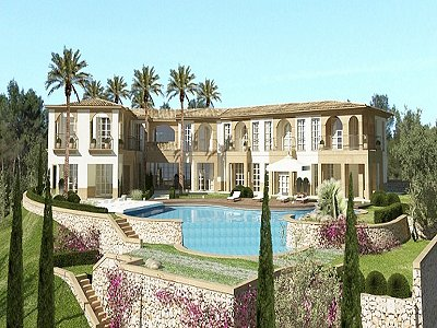 Image 1 | 5 bedroom villa for sale, Sol de Mallorca, Santanyi, Mallorca 170235