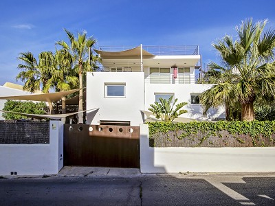 4 bedroom villa for sale with 1,000m2 of land, Talamanca, Ibiza Town, Ibiza  Town Area, Ibiza