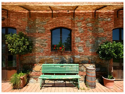Image 18 | 9 bedroom farmhouse for sale with 0.25 hectares of land, Chiusi, Siena, Chianti 170315