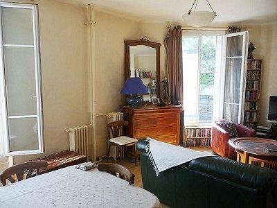1 bedroom apartment for sale, Menilmontant, Paris 20eme, Paris-Ile-de-France