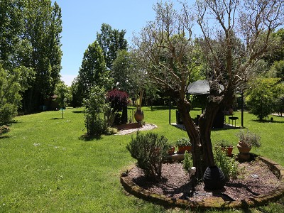 Image 2   A huge  villa with a lovely garden for sale  near Venice 170511