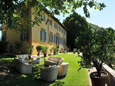 Image 3 | 5 bedroom villa for sale with 111 hectares of land, Lucca, Tuscany 170529