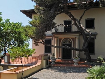 Image 1 | 8 bedroom villa for sale with 0.41 hectares of land, Castiglioncello, Livorno, Tuscany 170543