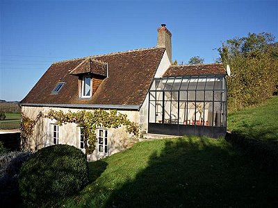Image 1 | 2 bedroom house for sale with 0.42 hectares of land, Loire Valley, Loir-et-Cher , Loire Valley 170614
