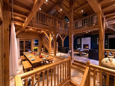 Magnificent Renovated Chalet with Boutique Hotel Potential