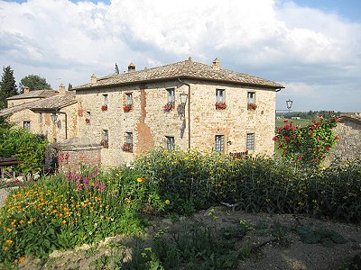 8 bedroom farmhouse for sale, Gaiole in Chianti, Siena, Chianti