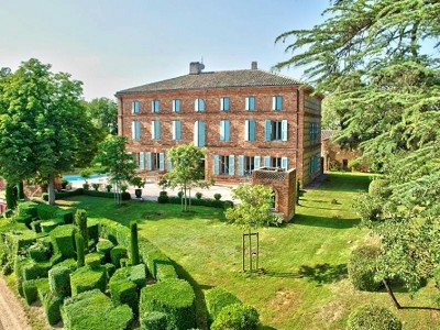 7 bedroom manor house for sale, Toulouse, Haute-Garonne, Midi-Pyrenees