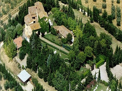 Image 1 | Restored Convent  for sale Located near Florence 170989