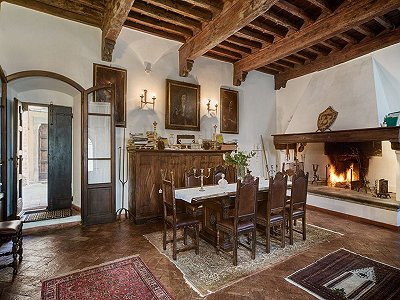 Image 11 | Restored Convent  for sale Located near Florence 170989