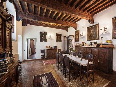 Image 13 | Restored Convent  for sale Located near Florence 170989