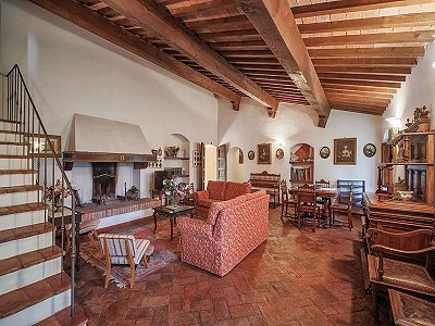 Image 14 | Restored Convent  for sale Located near Florence 170989