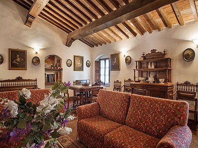 Image 15 | Restored Convent  for sale Located near Florence 170989