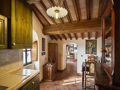 Image 18 | Restored Convent  for sale Located near Florence 170989