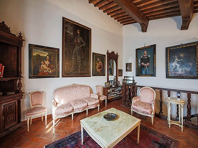Image 19 | Restored Convent  for sale Located near Florence 170989