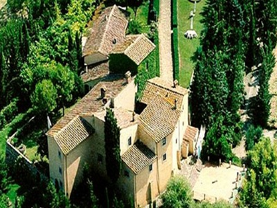 Image 2 | Restored Convent  for sale Located near Florence 170989