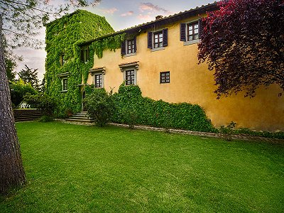 Image 4 | Restored Convent  for sale Located near Florence 170989