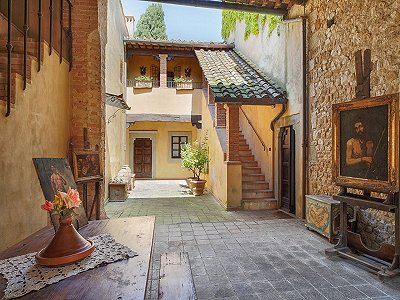 Image 7 | Restored Convent  for sale Located near Florence 170989