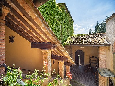 Image 8 | Restored Convent  for sale Located near Florence 170989