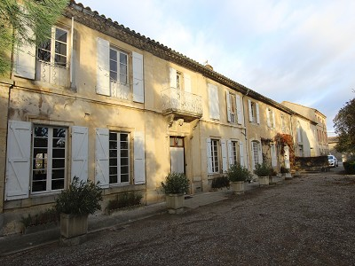 Beautiful Estate for Sale, Ideal as a Hotel, B&B, for Weddings etc. Located in Carcassonne