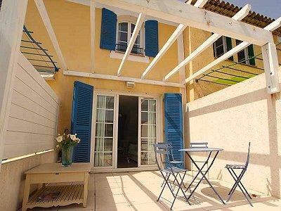 2 bedroom villa for sale, Port Grimaud, French Riviera
