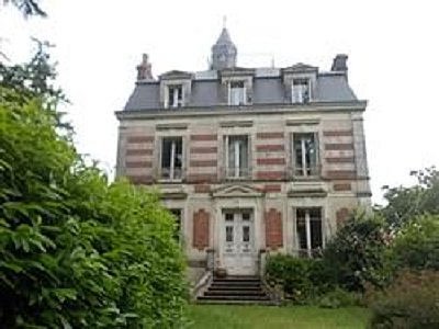 Image 2 | 7 bedroom manor house for sale with 1.3 hectares of land, Tours, Indre-et-Loire , Loire Valley 171187