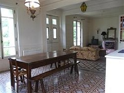 Image 3 | 7 bedroom manor house for sale with 1.3 hectares of land, Tours, Indre-et-Loire , Loire Valley 171187