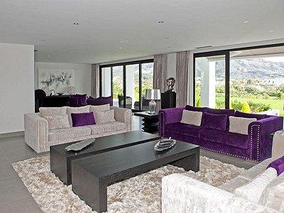 Image 9 | 6 bedroom villa for sale with 0.32 hectares of land, Nueva Andalucia, Malaga Costa del Sol, Andalucia 171191