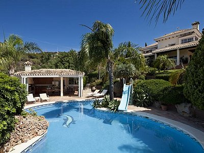 Marbella Villa for Sale with  8 Bedrooms
