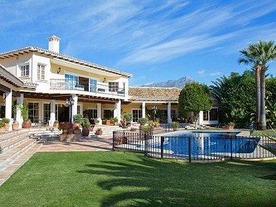 Image 1 | 8 bedroom villa for sale with 2.72 hectares of land, La Quinta Golf, Benahavis, Malaga Costa del Sol, Andalucia 171214