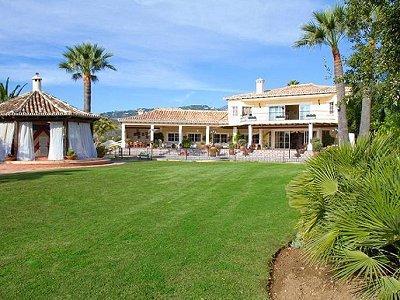 Image 3 | 8 bedroom villa for sale with 2.72 hectares of land, La Quinta Golf, Benahavis, Malaga Costa del Sol, Andalucia 171214