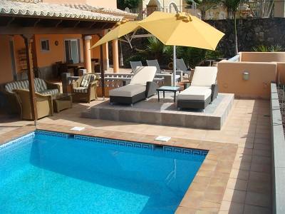 Image 3   4 bedroom villa for sale with 890m2 of land, La Caleta, Southern Tenerife, Tenerife 171223