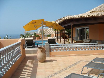 Image 4   4 bedroom villa for sale with 890m2 of land, La Caleta, Southern Tenerife, Tenerife 171223