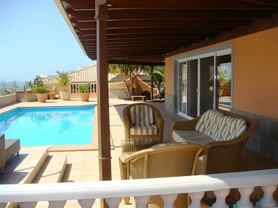 Image 5   4 bedroom villa for sale with 890m2 of land, La Caleta, Southern Tenerife, Tenerife 171223