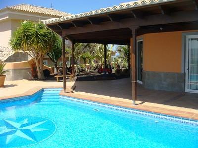 Image 9   4 bedroom villa for sale with 890m2 of land, La Caleta, Southern Tenerife, Tenerife 171223