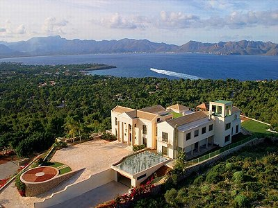 Image 1 | Magnificent estate with helipad in superb location, on the highest point of Bonaire  171262