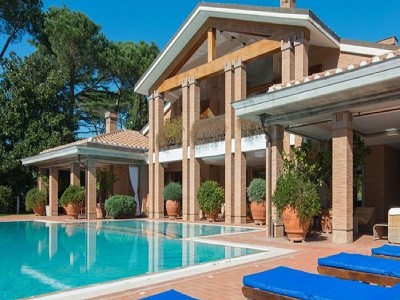 Image 7   9 bedroom villa for sale with 0.5 hectares of land, Rome, Lazio 171330