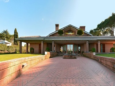 Image 8   9 bedroom villa for sale with 0.5 hectares of land, Rome, Lazio 171330